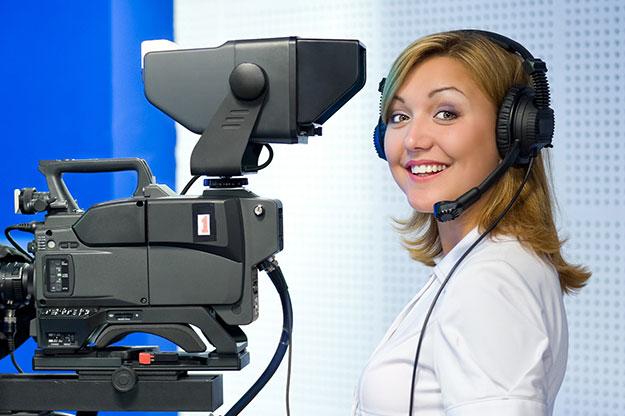 Prácticas en una productora de televisión