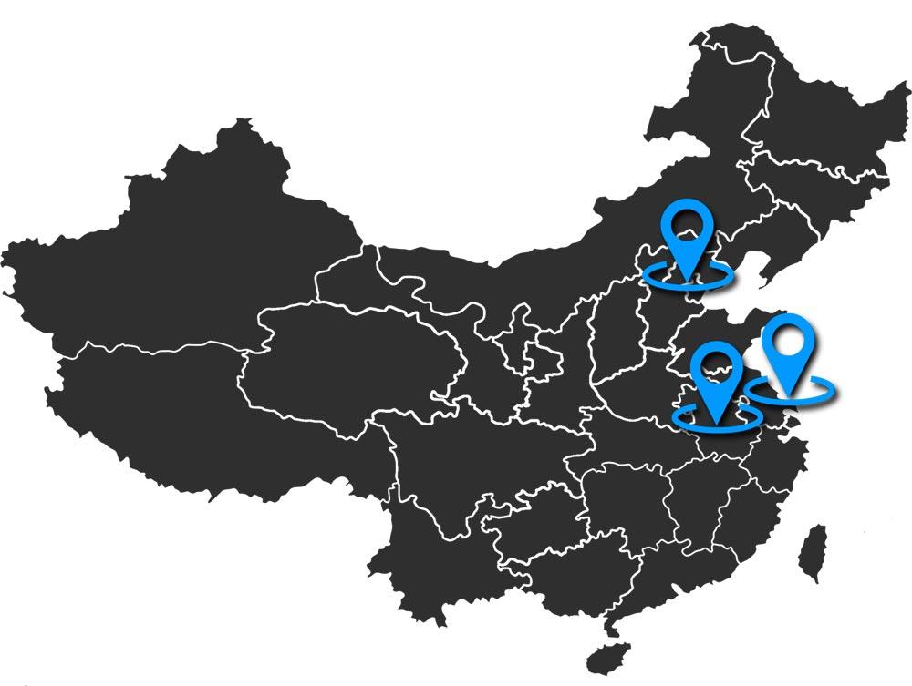Prácticas en hoteles de China