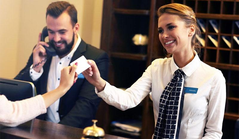 Trabajar en Hoteles de París