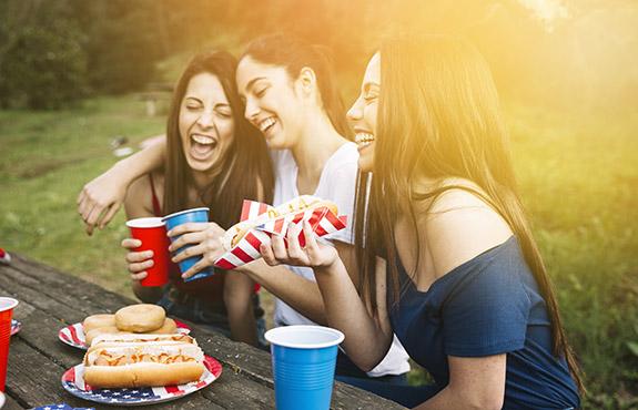 Actividades sociales organizadas para los jóvenes en USA