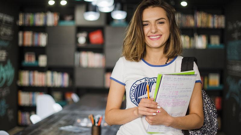 Estudiante en Canadá