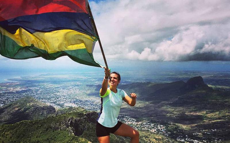 Travel Worker haciendo sus prácticas de Finanzas en Isla Mauricio