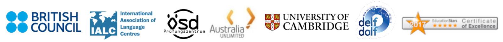 Logos de reconocimiento de las Escuelas de Canadá